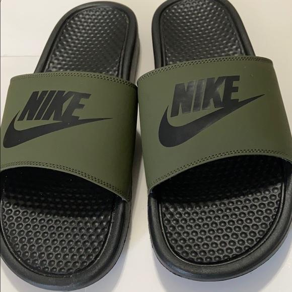 Nike Shoes | Nike Mens Olive Green